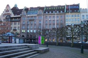 Torg i Malmö