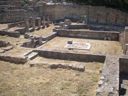antika ruiner